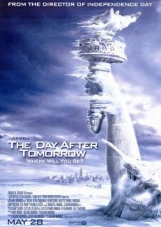 Poster Day After Tomorrow (2004)