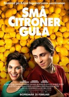 Poster Små citroner gula (2013)