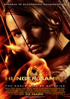 Poster The Hunger Games (2012)