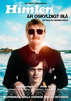 Poster Himlen är oskyldigt blå (2010)
