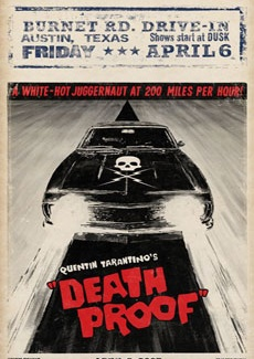 Poster Death Proof (2006)