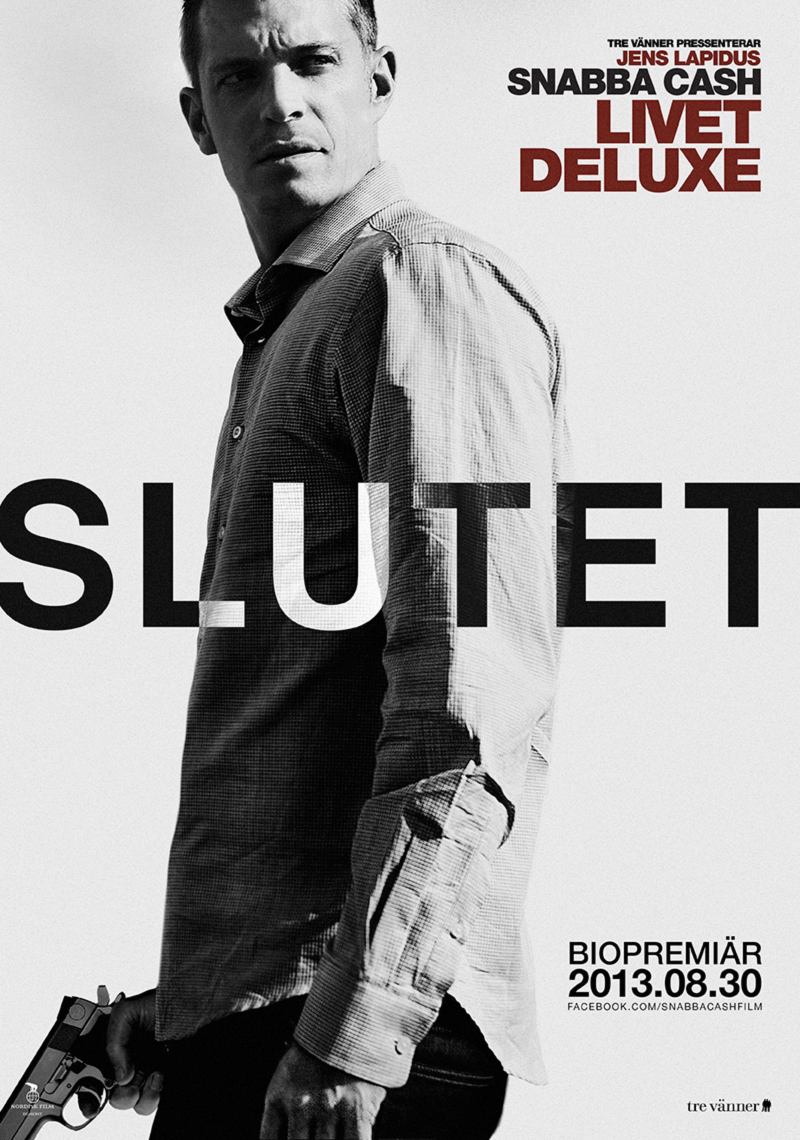 Snabba Cash - Livet deluxe poster