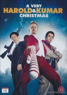 Poster A Very Harold & Kumar Christmas (2011)