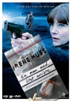 Poster Irene Huss - En man med litet ansikte  (2011)