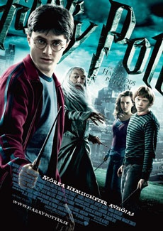 Poster Harry Potter och Halvblodsprinsen (2009)