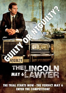 Poster The Lincoln Lawyer (2010)