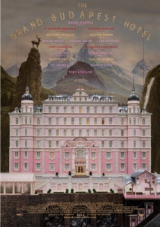 Poster The Grand Budapest Hotel (2014)
