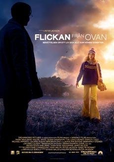 Poster Flickan från ovan (2010)
