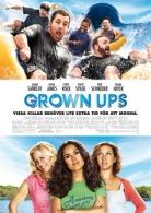 Poster Grown Ups (2010)
