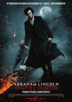 Poster Abraham Lincoln: Vampire Hunter (2012)