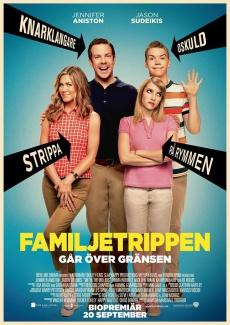 Poster Familjetrippen (2013)