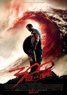 Poster 300: Rise of an Empire (2014)