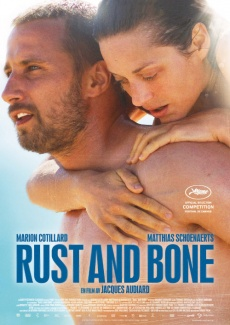 Poster Rust and Bone (2012)