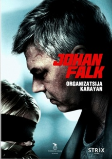Poster Johan Falk - Organizatsija Karayan (2012)