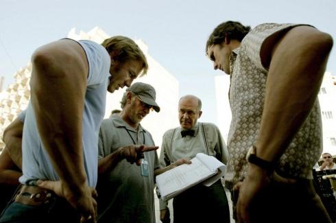 Harrison ford spelar indiana jones for fjarde gangen