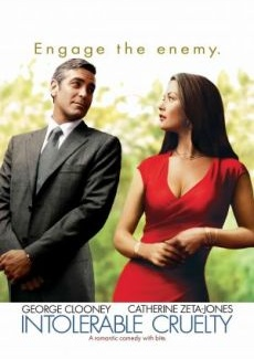 Poster Intolerable Cruelty (2003)
